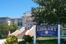 Library Branches / Welcome to the Atlantic County Library System. The library system is the information center in Atlantic County. The library system includes ten branch libraries and a community reading center located throughout Atlantic County.  / by Atlantic County Library System