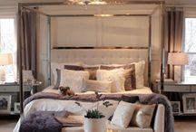 Gyönyörű hálószobák