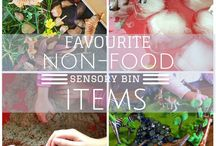 Sensory Activities / Sensory activities for kids