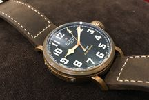 Zenith Pilot Type 20 Extra Special Bronze / https://www.youtube.com/watch?v=uWMpwmFvAIo