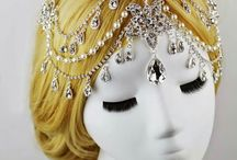 Head Pieces / Showing your uniqueness with some head jewelry.
