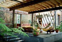 Patio/Deck/Backyard