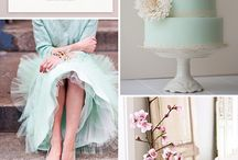 Mint, Jade & Ocean Green Wedding / Mint, Jade & Ocean Green Wedding, from dresses to stationary, shoes to accessories and flowers to decorations!