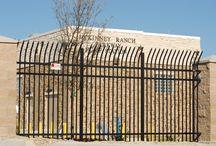 Ameristar Fence / Ameristar fence installed by Titan Fence & Supply