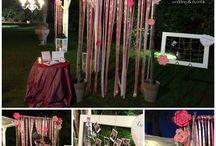 Photobooth / Wedding photobooth inspiration