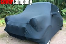 Mini Car Covers / A wide range of protection covers for your Mini car.