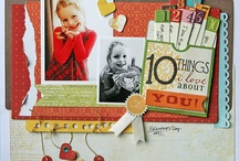 Scrapbooking Ideas / by Cheryl Rister