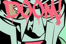 MF DOOM / by Jeffrey Zeldman