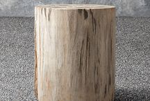 Solid Wood Side Tables / The world's most amazingly beautiful solid wood side tables for home furniture decoration.