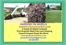 Compost and lawns