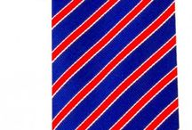 4th of July Inspirations / Perfect your 4th of July Look with a tie from the Scott Allan Collection!