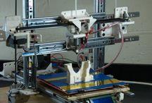 построить 3D принтер