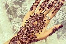 idée henné