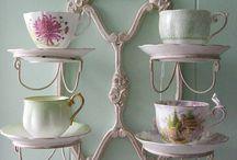 Cup & Tea set