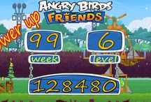 Week 99 all levels power up / Angry Birds Friends Tournament  Week 99 - Week 100 - 07  to 13 April 2014 April 2014 All Levels 3 star strategy High Scores This is our  no power and power up