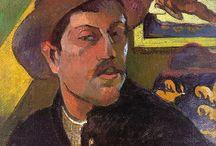 Art - Paul Gauguin / by Pat Carpenter