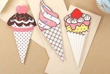 Handmade envelopes