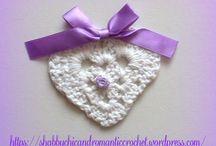 CROCHET HEARTS / Crochet heart Cuori all'uncinetto