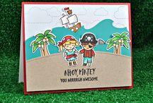 LF Ahoy, Matey