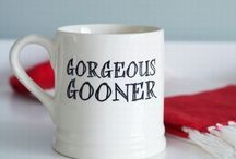 Football Fan Mugs / We're going to WEM-BER-LEY!!!! Beautiful, earthenware mugs designed in EN-GER-LAND! Perfect for the most ardent football fans and armchair supporters.