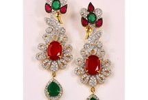 Fashion Earings Online / Buy all latest studs earrings,Fashion Earrings for women from chennaistore and get delivered to your home.