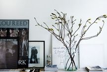 Stylish branches