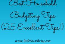 Budgeting/Saving Money