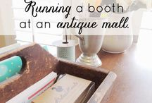 Antique Mall Booth / by Ardent Hands Designs