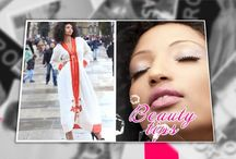 Ethio Beauty Magazne Issue 1 / Inside Ethio Beauty Magazine Issue 1