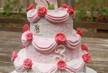 Sophia's Cake Board