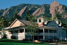 Boulder Hotels / by Visit Boulder