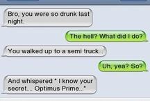 Hahaha makes me laugh!
