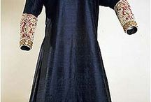 12th Century Coronation Tunic and Mantle of Roger II King of Sicily