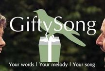 Giftysong / Giftysong is a Professional Musical organization  and specialize in Folk Pop-Rock Music and Acoustic Guitar Music. They   compose Proposal Songs, Wedding Songs, Songs for Presents, Holiday Songs and much more in Boone, NC.