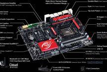 #Mother #Gigabyte / #SYP #Mother #Gigabyte Son los que utilizamos en nuestros armados de PC