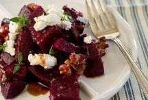 Recipes / Beet salad