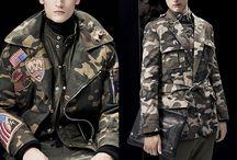 Military Fashions