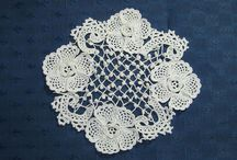 *CROCHET DOILY / by Janet Marie
