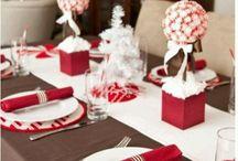 Christmas Ideas / Christmas ideas and food