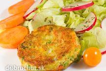 Zeleninové fašírky