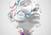 sensation sculpture