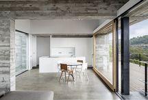 CONCRETE / concrete space inspiration // concrete details