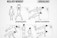 Workouts: Neila Rey