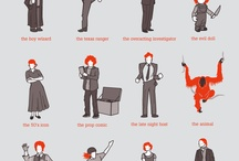 Gingers / by Janelle Peterson