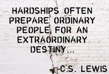 CS Lewis / Quotes by CS Lewis