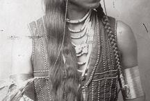 Nativos americanos / Fotografías interesantes
