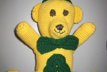 SMK - Crochet - Bears