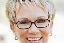 Very Short Hair Cut Ideas / by Barbara Charles