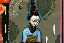 Artist - Teesha Moore