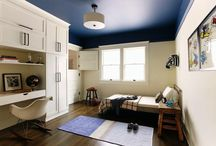 boys room / by Kate Reuther